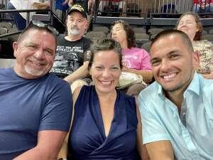 Ms. Sheila Ann Barrett attended Jacksonville Sharks vs. Orlando Predators - National Arena League on Jun 12th 2021 via VetTix