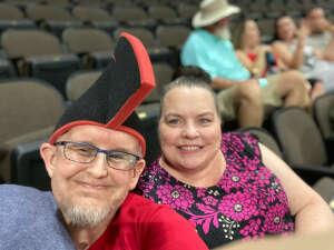Chris attended Jacksonville Sharks vs. Orlando Predators - National Arena League on Jun 12th 2021 via VetTix