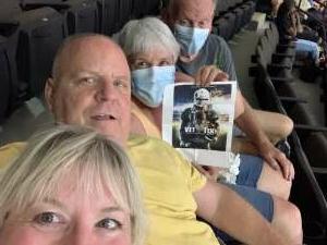 Kevin attended Jacksonville Sharks vs. Orlando Predators - National Arena League on Jun 12th 2021 via VetTix