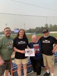 Click To Read More Feedback from Boise Hawks Vs. Idaho Falls - MiLB