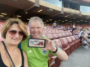 Kansasnewyorker attended Las Vegas Lights FC vs. Tacoma Defiance - USL on Jun 5th 2021 via VetTix