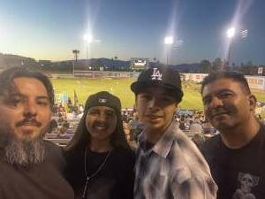 SuprMario44 attended Las Vegas Lights FC vs. Tacoma Defiance - USL on Jun 5th 2021 via VetTix