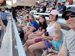 Beau Dicken attended Las Vegas Lights FC vs. Tacoma Defiance - USL on Jun 5th 2021 via VetTix
