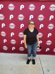 Rosalia attended Philadelphia Phillies vs. Atlanta Braves - MLB on Jun 10th 2021 via VetTix