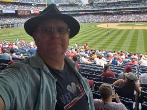 Brian C. attended Philadelphia Phillies vs. Atlanta Braves - MLB on Jun 10th 2021 via VetTix