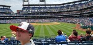 Al attended Philadelphia Phillies vs. Atlanta Braves - MLB on Jun 10th 2021 via VetTix