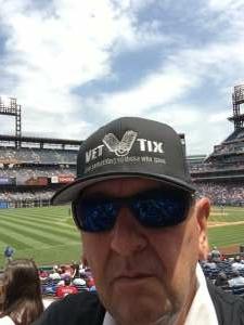 Robert W. attended Philadelphia Phillies vs. Atlanta Braves - MLB on Jun 10th 2021 via VetTix