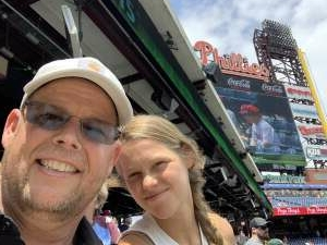 Many Thanks  attended Philadelphia Phillies vs. Atlanta Braves - MLB on Jun 10th 2021 via VetTix