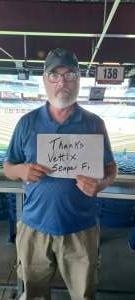 Neil W attended Philadelphia Phillies vs. Atlanta Braves - MLB on Jun 10th 2021 via VetTix