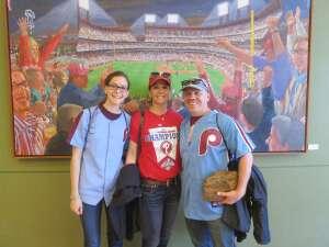 Chris Snyder attended Philadelphia Phillies vs. Atlanta Braves - MLB on Jun 10th 2021 via VetTix