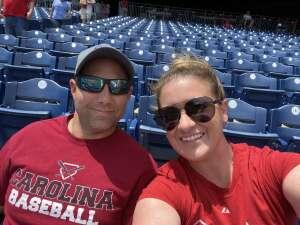 Jared attended Philadelphia Phillies vs. Atlanta Braves - MLB on Jun 10th 2021 via VetTix