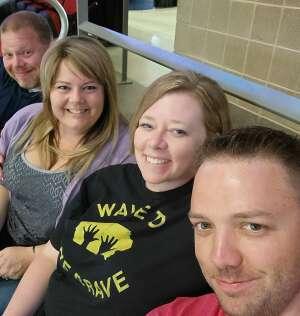 Army Vet attended Iowa Barnstormers vs. Sioux Falls Storm - IFL - Military Appreciation Day Game on Jun 19th 2021 via VetTix