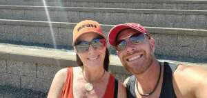 JULIE attended Toyota Save Mart 350 - NASCAR Cup Series on Jun 6th 2021 via VetTix