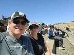 Mike attended Toyota Save Mart 350 - NASCAR Cup Series on Jun 6th 2021 via VetTix