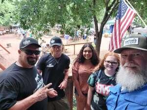 The pascos attended Fredericksburg Beer Festival on Jul 10th 2021 via VetTix