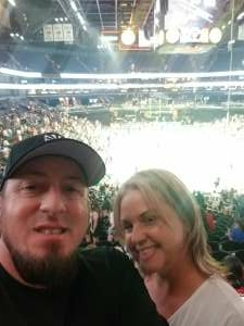 Curtis Orvis attended Arizona Rattlers vs. Tucson Sugar Skulls on Jun 12th 2021 via VetTix