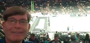 Jay attended Arizona Rattlers vs. Tucson Sugar Skulls on Jun 12th 2021 via VetTix
