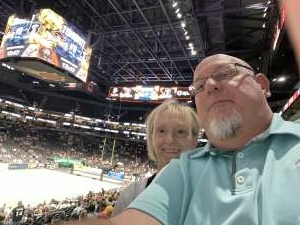 Barry Yohnka attended Arizona Rattlers vs. Tucson Sugar Skulls on Jun 12th 2021 via VetTix