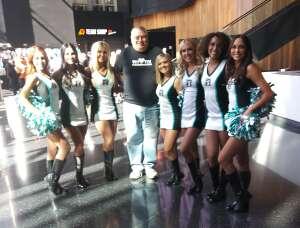 Eddie attended Arizona Rattlers vs. Tucson Sugar Skulls - IFL on Jun 12th 2021 via VetTix