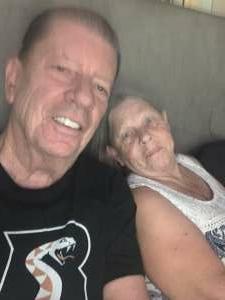 Chuck attended Arizona Rattlers vs. Tucson Sugar Skulls on Jun 12th 2021 via VetTix