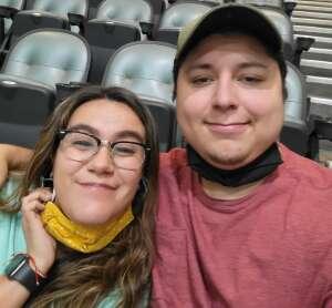 Juan attended Arizona Rattlers vs. Tucson Sugar Skulls on Jun 12th 2021 via VetTix