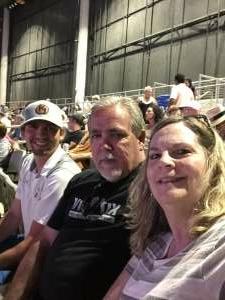 Darrell S attended Texas Summer Jam Presented by Whataburger W/ Robert Earl Keen on Jun 26th 2021 via VetTix