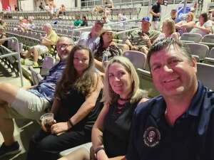 Paul  attended Texas Summer Jam Presented by Whataburger W/ Robert Earl Keen on Jun 26th 2021 via VetTix