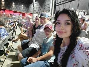 MSgt Travis H attended Texas Summer Jam Presented by Whataburger W/ Robert Earl Keen on Jun 26th 2021 via VetTix