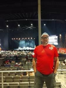 Richard attended Texas Summer Jam Presented by Whataburger W/ Robert Earl Keen on Jun 26th 2021 via VetTix