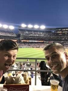 JB attended Washington Nationals vs. Pittsburgh Pirates - MLB on Jun 15th 2021 via VetTix