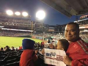 Click To Read More Feedback from Washington Nationals vs. Pittsburgh Pirates - MLB