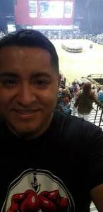 Mike attended PBR Unleash the Beast on Jun 11th 2021 via VetTix