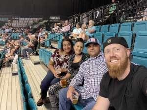 Chris attended PBR Unleash the Beast on Jun 11th 2021 via VetTix