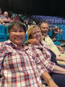Randall  attended PBR Unleash the Beast on Jun 11th 2021 via VetTix