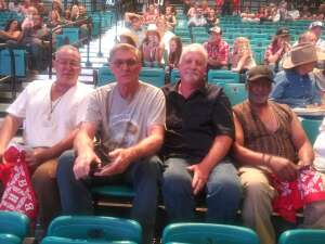 GREGORY ANDERSON attended PBR Unleash the Beast on Jun 12th 2021 via VetTix