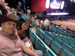 Jeff attended PBR Unleash the Beast on Jun 12th 2021 via VetTix