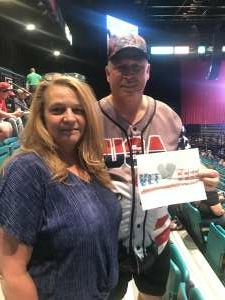 Ken attended PBR Unleash the Beast on Jun 12th 2021 via VetTix