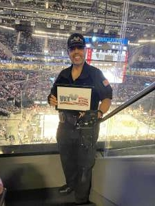 Click To Read More Feedback from Brooklyn Nets vs. Milwaukee Bucks - NBA - Second Round Playoffs! Game 1 ** Vaccinated Fan Section Only **