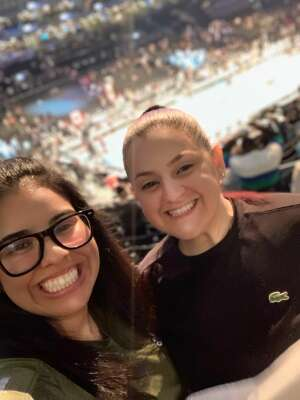 Aleysha attended Brooklyn Nets vs. Milwaukee Bucks - NBA - Second Round Playoffs! Game 1 ** Vaccinated Fan Section Only ** on Jun 5th 2021 via VetTix