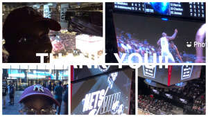 Drenee attended Brooklyn Nets vs. Milwaukee Bucks - NBA - Second Round Playoffs! Game 1 ** Vaccinated Fan Section Only ** on Jun 5th 2021 via VetTix