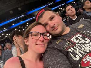 Sherman C. attended Brooklyn Nets vs. Milwaukee Bucks - NBA - Second Round Playoffs! Game 1 ** Vaccinated Fan Section Only ** on Jun 5th 2021 via VetTix