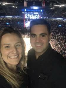 Juan attended Brooklyn Nets vs. Milwaukee Bucks - NBA - Second Round Playoffs! Game 1 ** Vaccinated Fan Section Only ** on Jun 5th 2021 via VetTix