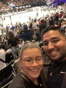 Mohammed Faiq attended Brooklyn Nets vs. Milwaukee Bucks - NBA - Second Round Playoffs! Game 1 ** Vaccinated Fan Section Only ** on Jun 5th 2021 via VetTix