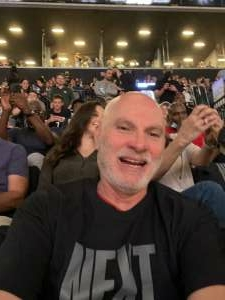 Efrain Garcia attended Brooklyn Nets vs. Milwaukee Bucks - NBA - Second Round Playoffs! Game 1 ** Vaccinated Fan Section Only ** on Jun 5th 2021 via VetTix