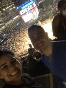 Rox attended Brooklyn Nets vs. Milwaukee Bucks - NBA - Second Round Playoffs! Game 1 ** Vaccinated Fan Section Only ** on Jun 5th 2021 via VetTix
