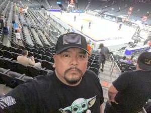 Eugene attended Phoenix Mercury vs. Dallas Wings on Jun 8th 2021 via VetTix