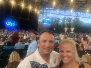 JB attended An Evening With Chicago and Their Greatest Hits on Jun 30th 2021 via VetTix