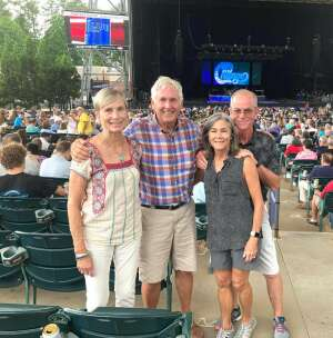Bill R attended An Evening With Chicago and Their Greatest Hits on Jun 30th 2021 via VetTix