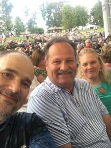 Jeff Duncan attended An Evening With Chicago and Their Greatest Hits on Jun 30th 2021 via VetTix