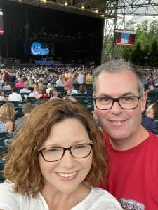 Shannon W.  attended An Evening With Chicago and Their Greatest Hits on Jun 30th 2021 via VetTix